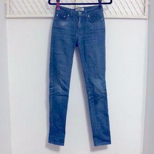 NAKED & FAMOUS Skinny Jeans Medium-wash Blue